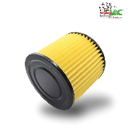 MisterVac Cartouche filtrante compatible avec Aqua Vac Excell 20 S image 1