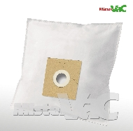 MisterVac 10x Dustbag suitable Lloyds Samsung VC-7716V image 1