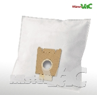 MisterVac 10x Dustbag suitable Siemens Super C junior 600 VS60A/01 image 1