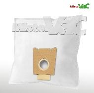 MisterVac 10x Dustbag suitable Siemens VSQ8SEN66/01 Q8.0 image 1
