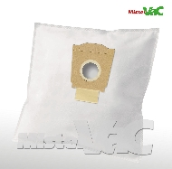 MisterVac 10x Dustbag suitable Siemens Super 2300 electronic image 1