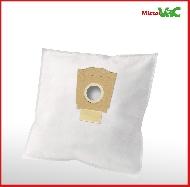 MisterVac 10x Dustbag suitable Siemens VS23A33/02-04 Super 2300 electronic image 2