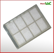 MisterVac Filter suitable Siemens VS04G2300/06 rapid 2400W image 2