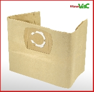 MisterVac 5x Dustbag suitable Top Craft NT 06/12 (2012) image 2