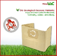 MisterVac 5x Dustbag suitable Top Craft NT 06/12 (2012) image 3