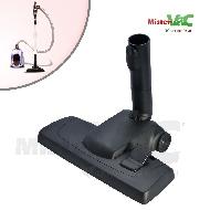 MisterVac Brosse de sol avec dispositif d'encliquetage compatible avec Electrolux-Lux Lux 1 Royal, Classic, D820 image 1
