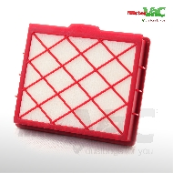 MisterVac Hepa Filter suitable Electrolux-Lux Lux 1 Royal, Classic, D820 image 2