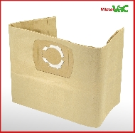 MisterVac 10x sacs aspirateur compatibles avec Saphir IVC 1425 WD A image 3