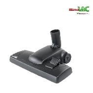 MisterVac Brosse de sol avec dispositif d'encliquetage compatible avec Siemens VSZ6XTRM1/01-03 Z6.0 extreme power image 1