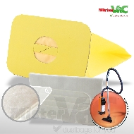 MisterVac 10x Dustbag + Hygienefilter suitable Electrolux-Lux Z325 image 3