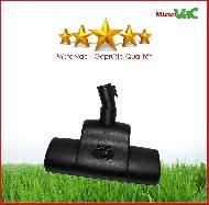 MisterVac Brosse de sol – brosse Turbo compatible avec Miele S 346 i Soft Satin image 3