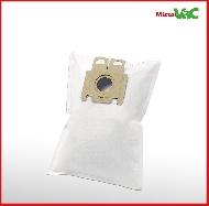 MisterVac 10x sacs aspirateur compatibles avec Miele Swing H1 EcoLine Plus image 2