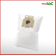MisterVac 10x Dustbag suitable Miele Swing H1 Electro EcoLine Plus image 2