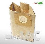 MisterVac 10x Dustbag suitable Rowenta Bully RU 071 image 1