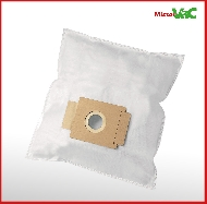 MisterVac 10x sacs aspirateur compatibles avec EIO Villa Premium 2200 image 2