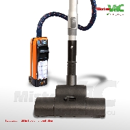 MisterVac Floor-nozzle Turbodüse Turbobürste suitable Electrolux-Lux Z325 image 2