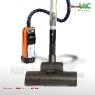MisterVac Floor-nozzle Turbodüse Turbobürste suitable Electrolux-Lux D710 image 2