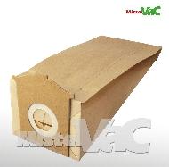 MisterVac 10x Dustbag suitable Siemens Converto VR4 E 1522,VR4 E 1830,VR4 E 1890 image 1