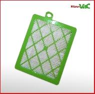 MisterVac Filtre compatible avec AEG-Electrolux Z8820B UltraOne image 2