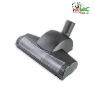 MisterVac Brosse de sol – brosse Turbo compatible avec Nilfisk VP 600 image 1
