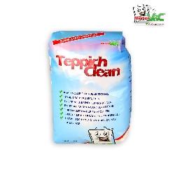 2kg TeppichClean Teppich Reinigungspulver + Microfasertuch und FleckWeg Detailbild 2