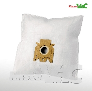MisterVac Dustbag kompatibel mit Miele Greenstar: S4211 image 1