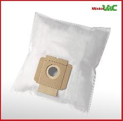 20x Staubsaugerbeutel geeignet für Gorenje Titan: VCK 2000 EA Detailbild 1