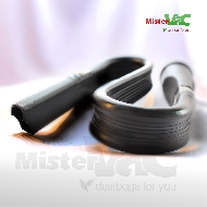 MisterVac 1x suceur plat flexible compatible avec AEG ATI 7657 Minion image 2