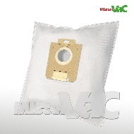 MisterVac Dustbag kompatibel mit AEG VX7 2 Öko image 1