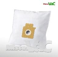 MisterVac 10x sacs aspirateur compatibles avec Panasonic MC-CG301,MC-CG303,MC-CG381,MC-CG917,MC-CG885 image 1