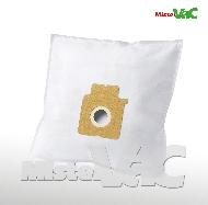 MisterVac Dustbag kompatibel mit Panasonic MC-CG301,MC-CG303,MC-CG381,MC-CG917,MC-CG885 image 1