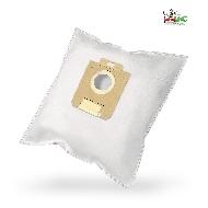 MisterVac 10x sacs aspirateur compatibles avec AEG Ergo Space Oeko AAM 6200Oeko image 2