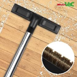 Bodendüse Besendüse Parkettdüse geeignet für Rowenta Bully RU 05 Detailbild 3