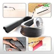 MisterVac 1x suceur plat flexible compatible avec Rowenta Bully RU 05 image 3