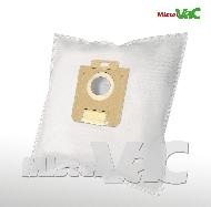 MisterVac 20x sacs aspirateurs compatibles avec AEG VX4 1-WR A EFFICIENCY image 1