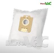 MisterVac 20x sacs aspirateurs compatibles avec AEG VX4 1-WR A EFFICIENCY image 2