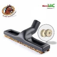 MisterVac Brosse de sol - brosse balai – brosse parquet compatibles avec Grundig VCC 7750 A image 1
