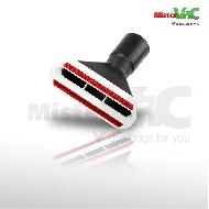 MisterVac Set de brosses compatible avec Grundig VCC 4750 A image 2