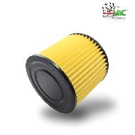 MisterVac Filterpatrone geeignet für Aqua Vac Excell 20 S image 2