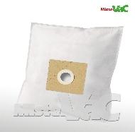 MisterVac 20x sacs aspirateurs compatibles avec Dirt Devil DD 3274 BG74-Black image 1