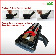 MisterVac Automatic-nozzle- Floor-nozzle suitable Dirt Devil DD 3274 BG74-Black image 2