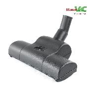 MisterVac Brosse de sol – brosse Turbo compatible avec Dirt Devil DD 3274 BG74-Black image 1