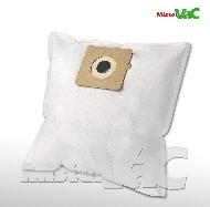 MisterVac 20x sacs aspirateurs compatibles avec AFK BS1200 W.30 image 1