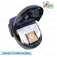 MisterVac Dustbag kompatibel mit Emerio VE 108273.3-4 image 2