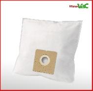 MisterVac 20x sacs aspirateurs compatibles avec Emerio VE 108273.3-4 image 2