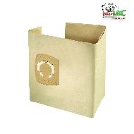 MisterVac sacs à poussière kompatibel avec Asgatec NT 1400 Inox image 1
