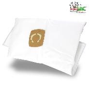 MisterVac Dustbag Prof. kompatibel mit Asgatec NT 1400 Inox image 1