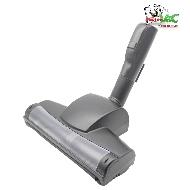 MisterVac Brosse de sol – brosse Turbo compatible avec Rowenta RO 6451 EA SilenceForce image 1
