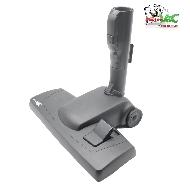MisterVac Brosse de sol avec dispositif d'encliquetage compatible avec Rowenta RO 6451 EA SilenceForce image 1