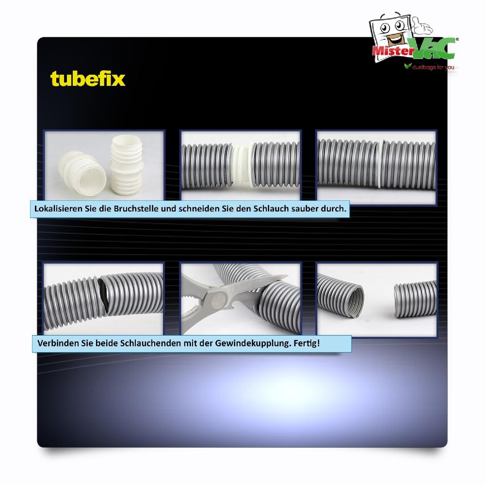 TubeFix Reparaturset passend für Ihren Thomas Aqua Allergy /& Family Schlauch